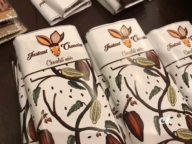 instant chocolat ivoirien