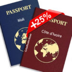Passports plus chers africain pays