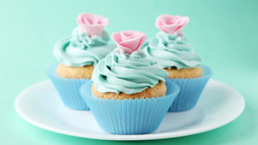 Recette trois Cupcake
