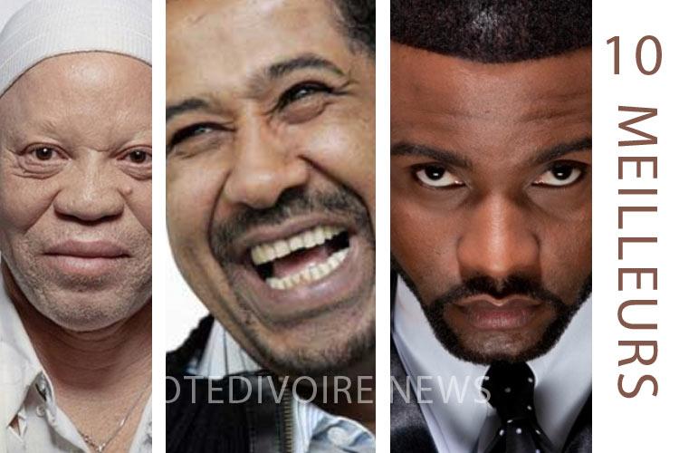 Meilleurs Artistes Africain