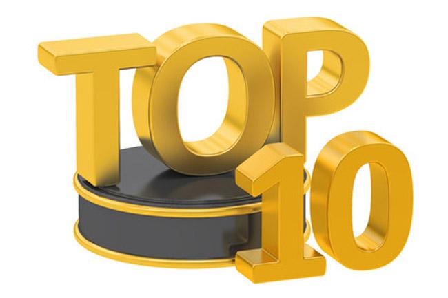 Top dix artistes Africains