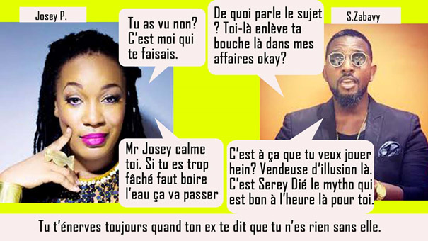 Josey Priscille chanteur ivoirienne