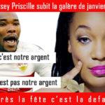 Josey Priscille humour