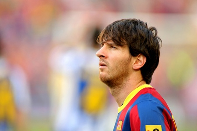 Lionel Messi meilleur buteur