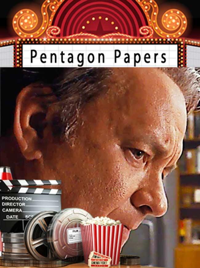 Sortie film Pentagon Papers