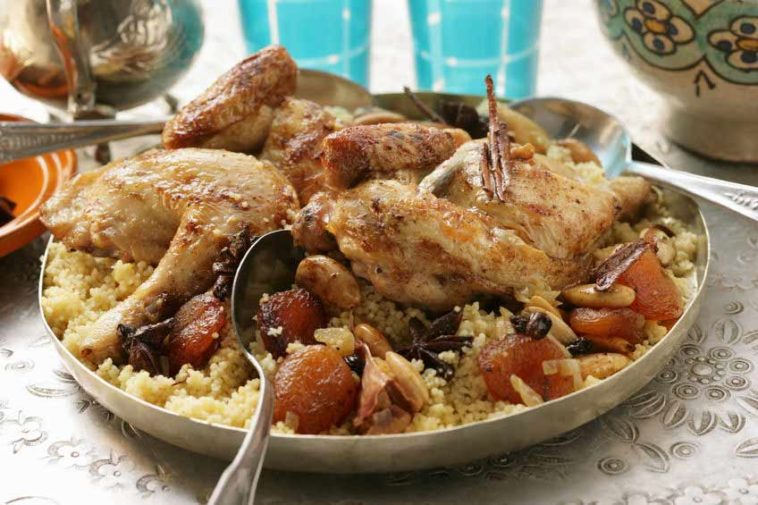 Couscous à Unesco