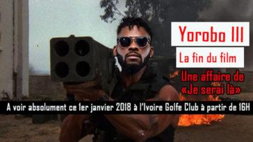Dj Arafat concert 1 janvier 2018