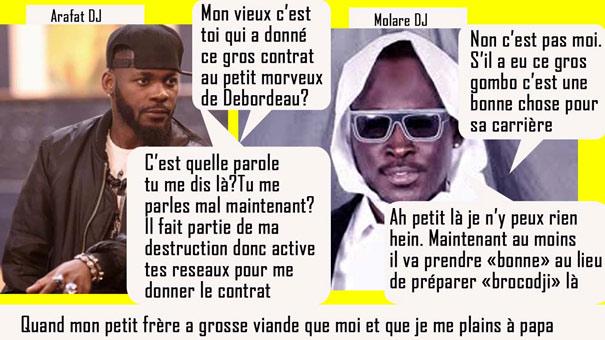 DJ Arafat Molare DJ