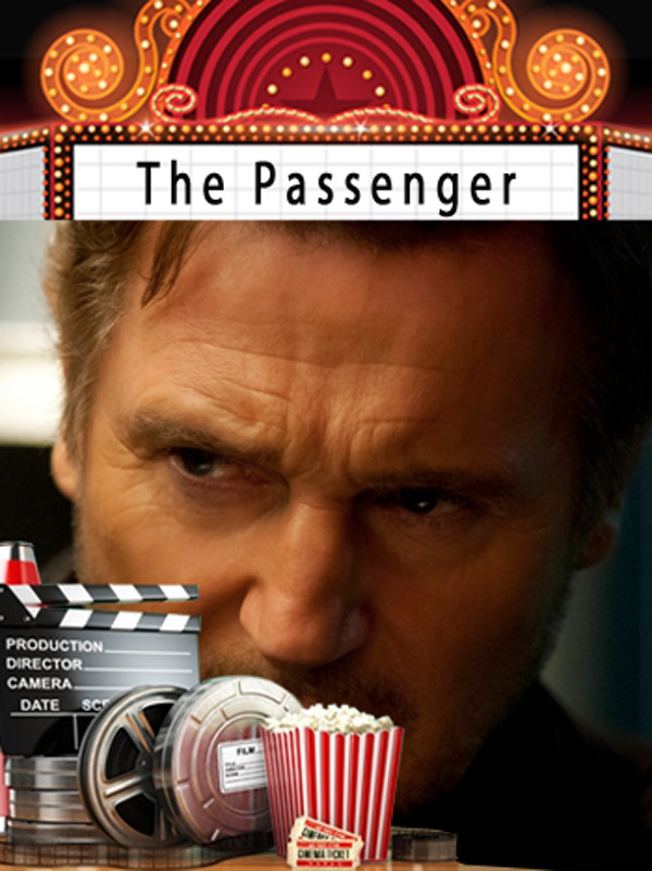 Film sortie The Passenger