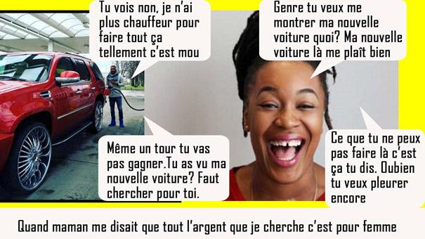 Parodie Josey Priscille Serey Dié
