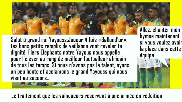 Yaya Touré footballeur