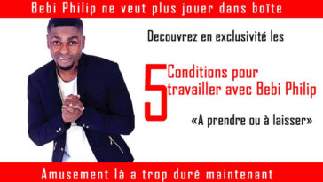 Bebi Philip Voici cinq conditions