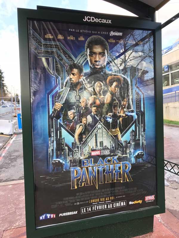 Black Panther nouveaux records