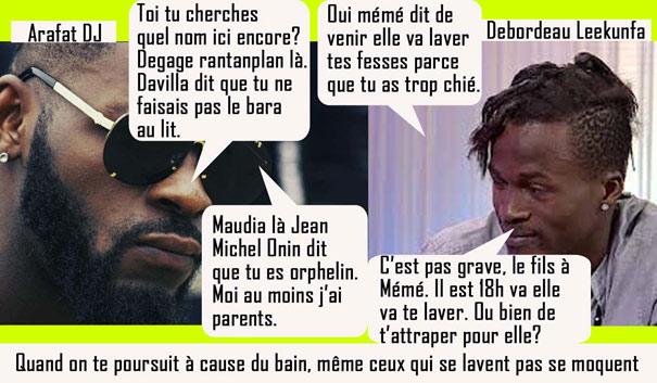 Arafat DJ Debordeau Leekunfa