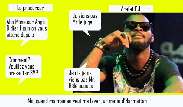 Actu Côte d'Ivoire Arafat dj