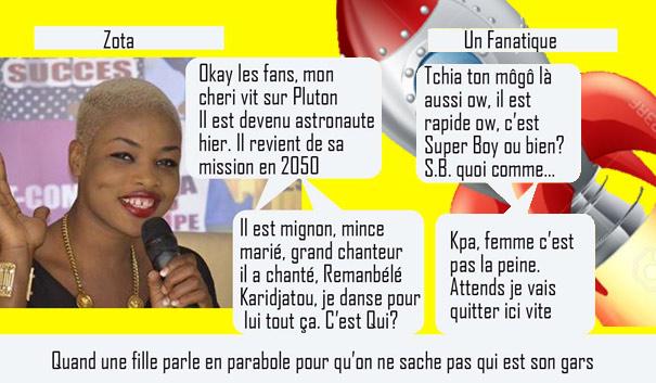 Actu Zota chanteuse Côte d'Ivoire