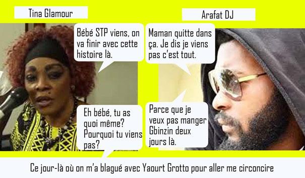 Actualités Arafat DJ