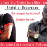 Débordeau VS DJ Arafat