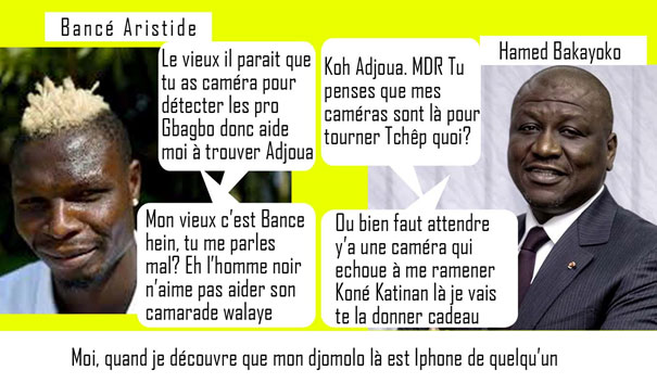 Dernière info Aristide Bance
