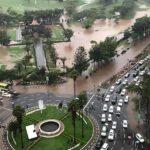 Inondation Nairobi