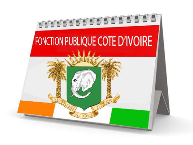 Inscription concours fonction publique