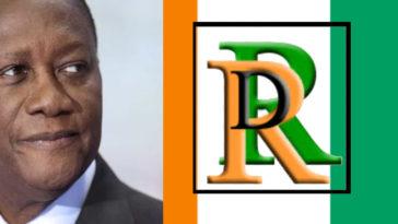 Rdr parti politique Côte d'Ivoire