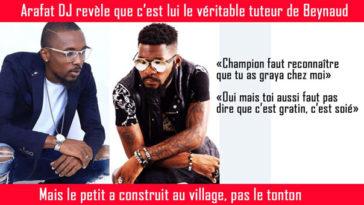Arafat DJ Beynaud Serge