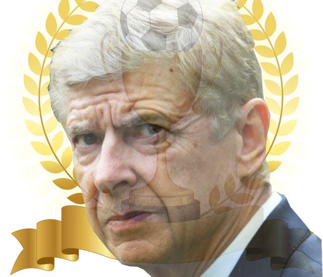 Arsène Wenger Palmares
