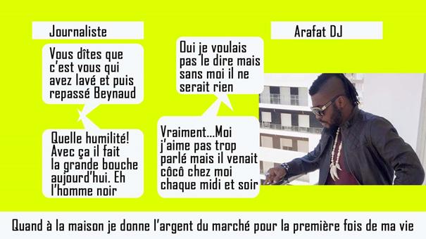 Beynaud Serge Arafat DJ