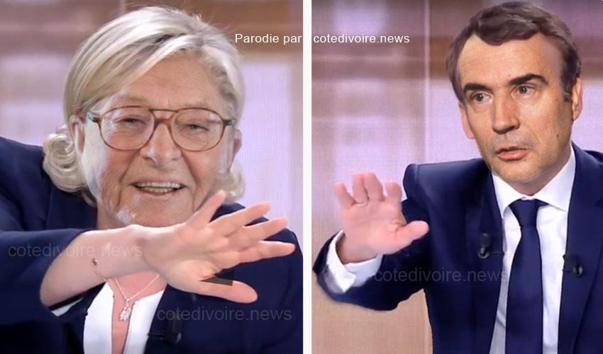 Débat Macron et Le Pen 2017