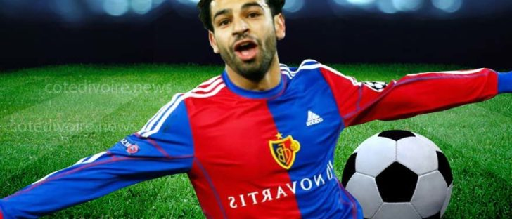 élu meilleur joueur Mohamed Sala