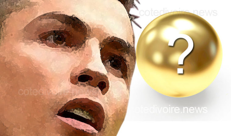 Ronaldo 6ème ballon d'or