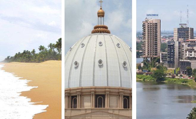Sites touristique Côte d'Ivoire