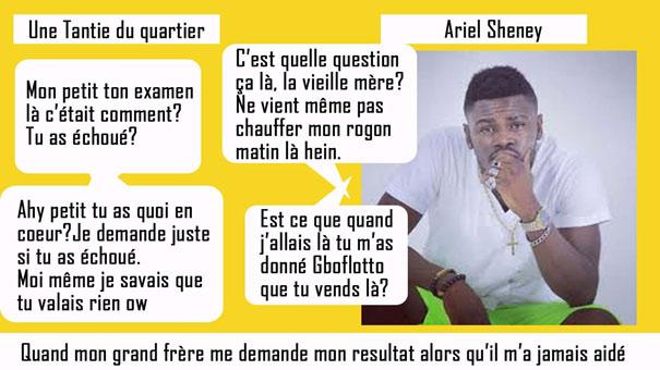 Ariel Sheney artiste Côte d'Ivoire