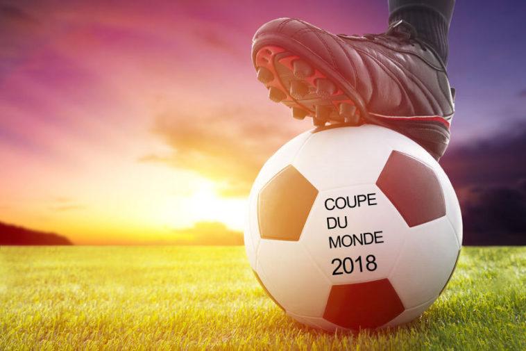 Coupe du monde 2018 élimination équipe France