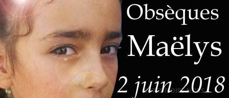 obsèques Date lieu Maelys