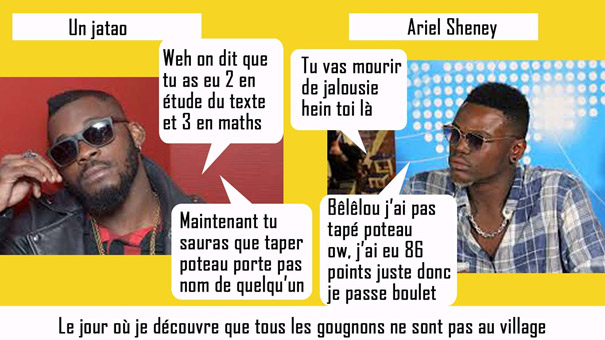 Yorobo VS Ariel Sheney