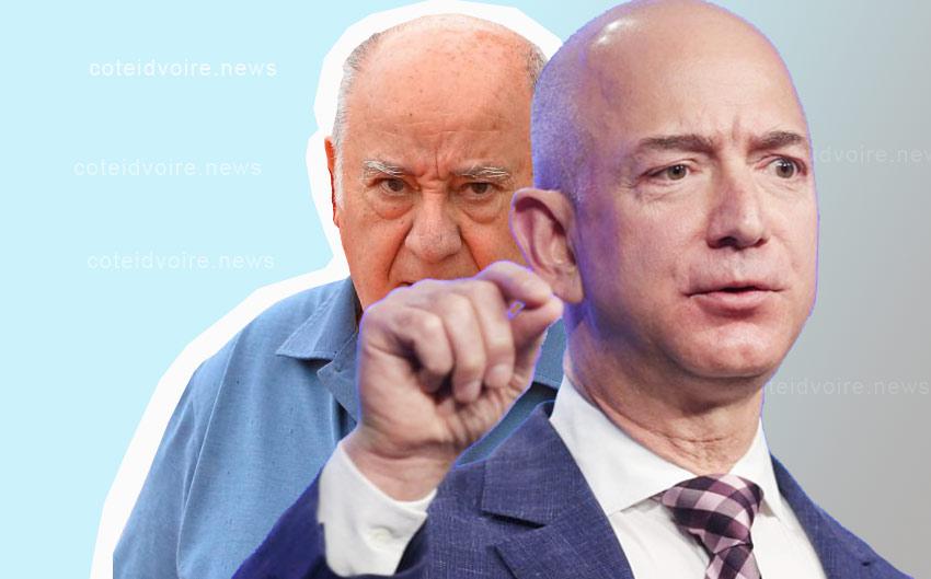 Hommes les plus riches du monde