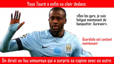 Yaya Touré buzz