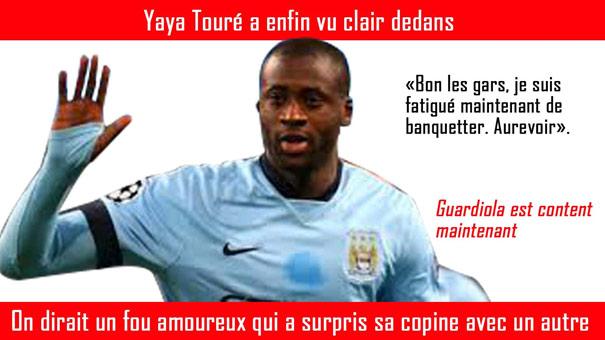 Yaya Touré buzz