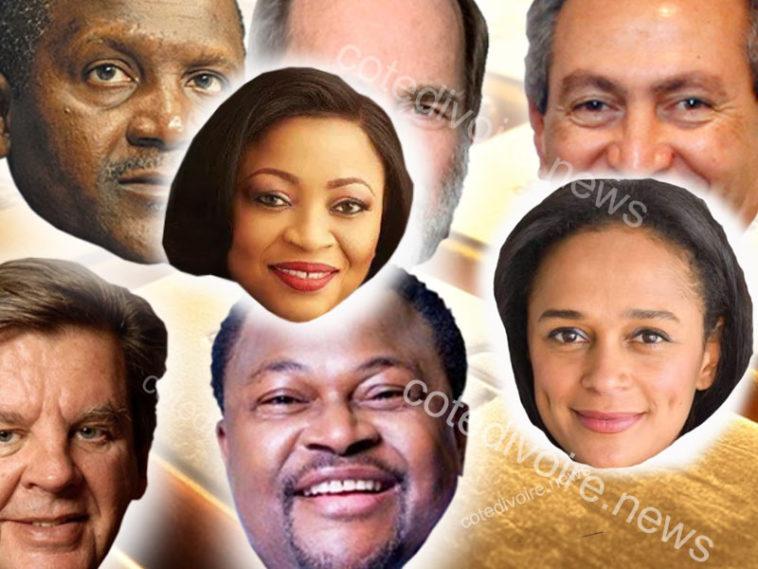 20 hommes les plus riches d'Afrique