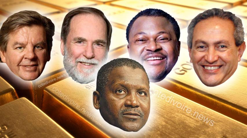 Africains plus riches 2018