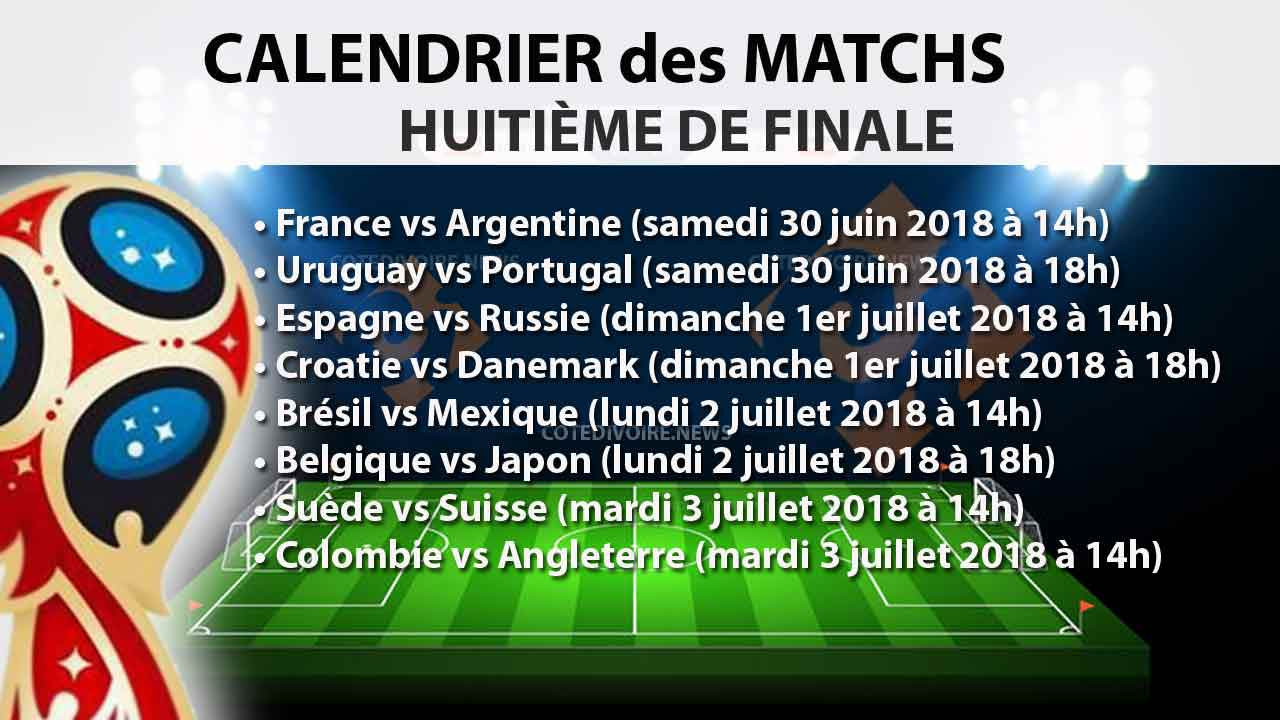 Calendrier match huiti me de finale - Resultat match coupe de france ...