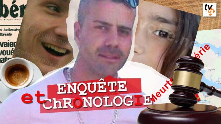 Affaire Lelandais Chronologie