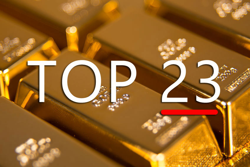 Top 23 Africains les plus riches