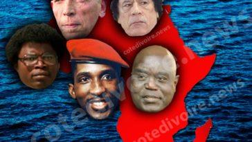Leaders africains assassinés