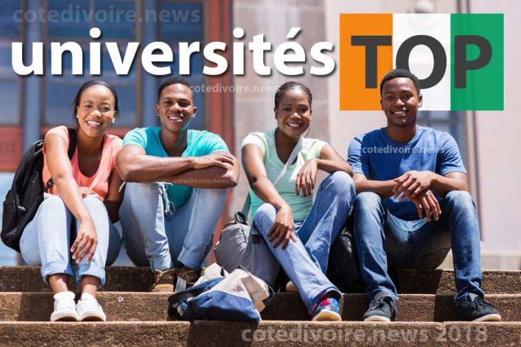 Universités de Côte d'Ivoire