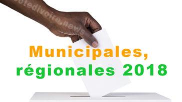 ci municipales régionales 2018