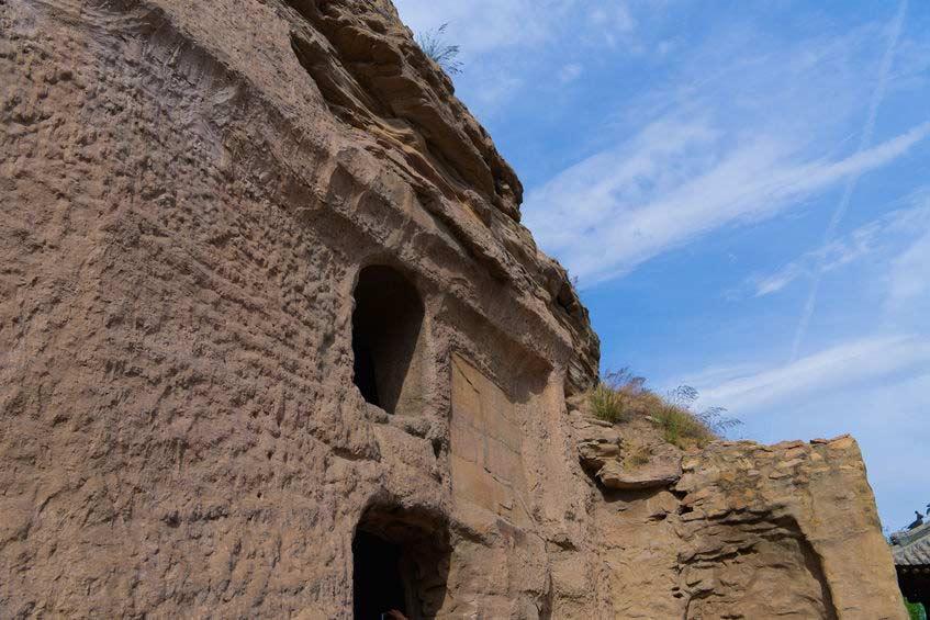 Grottes Yungang chine