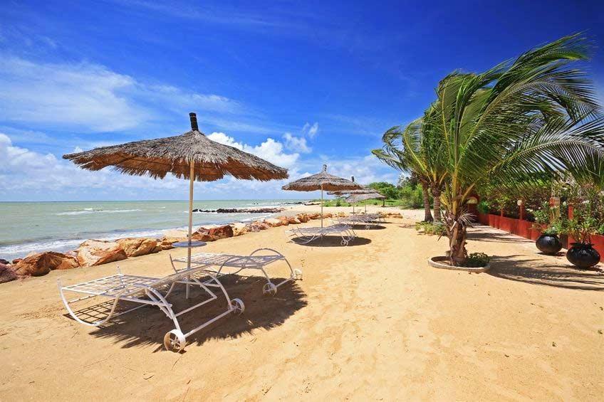 Hôtel plage Dakar